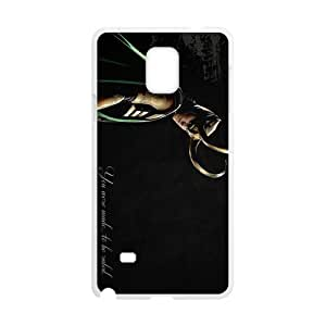 SVF Actor Tom Hiddleston Cell Phone Case for Samsung Galaxy Note4