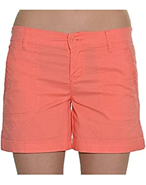 Jeans Women's Stretch Chino 4 Pocket Shorts