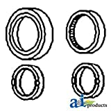 A & I Products Seal, Rear Main Replacement for Massey Ferguson Part Number 17...