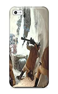 Pretty EHMJrJb11012OxXQC Iphone 6 plus 5.5'' Case Cover/ Star Wars Tv Show Entertainment Series High Quality Case