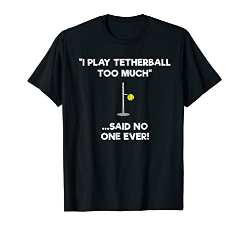 Chain Anchor White Cap (Tetherball T-shirt - Funny Too Much - Tetherball Player)