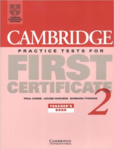 first certificate star teacher book download free
