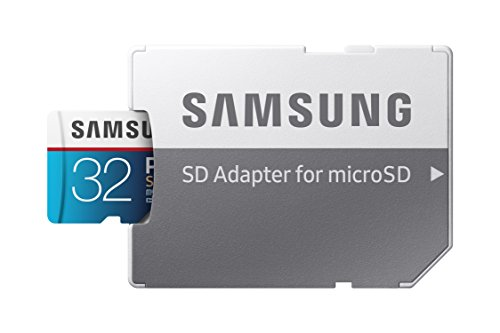 Samsung 100MB/s (U3) MicroSD PRO Select Memory Card with Adapter 32 GB (MB-MF32GA/AM)