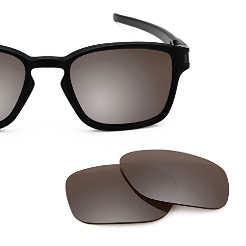 Flash Pour Latch Rechange Verres Elite Oakley — Square Mirrorshield Options Plusieurs Polarisés Bronze De gZHZqPnT