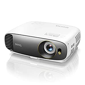 BenQ W1720 True 4K Home Cinema Projector with HDR and HLG, 100% Rec.709, 2000 Lumens, HDMI
