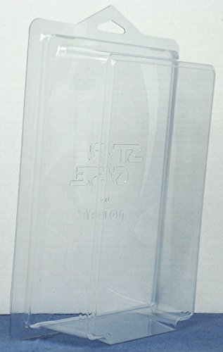 Star Protector Case (Star Wars Star Case 1 Display for Star Wars, Vintage, GI Joe Quantity of 25)