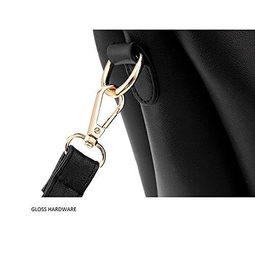Arvin87lyly Pelo A Moda Messenger Da Borse Bag Donna Tracolla Zaffiro Eleganti Grandi Di Palla Con rOqr1BYHw
