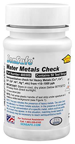 Industrial Test Systems 480309 SenSafe Metals - Valence System Lighting