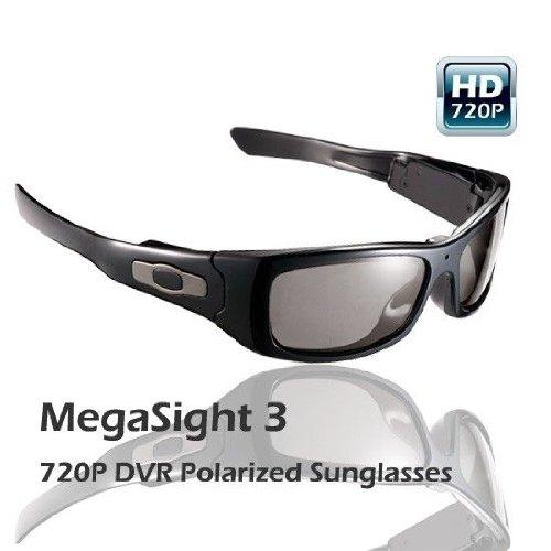 Hidden Camera Glasses Detachable Headphones product image