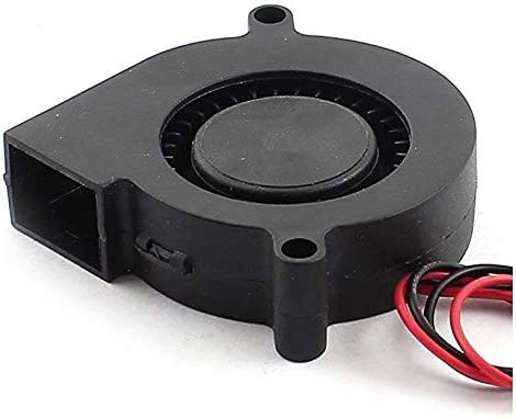 Fasmodel 50mmx15mm 3500RPM Brushless DC Cooling Blower Fan 12V 0.16A