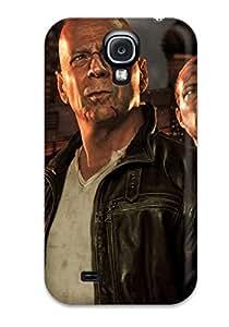 New NFlLkGL4800QAgBd Die Hard 5 Tpu Cover Case For Galaxy S4