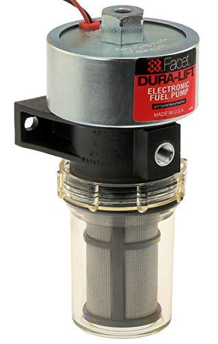 (40237 Facet Dura-Lift Fuel Pump, 24 Volt, 9.0-11.5 PSI, 33 GPH)