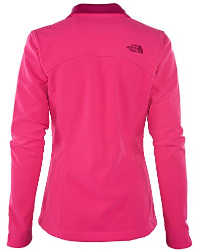 The North Face Women's Apex Bionic Jacket(X-Large, GLO PINK) by The North Face (Image #2)