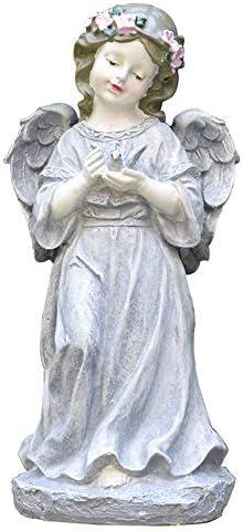 Cute Angel Garden Decorations Outdoor Statues