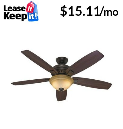 Hunter 53214 granville fan 54 premier bronze ceiling fan