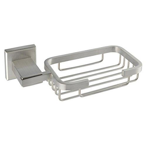 Mount Soap Basket - Taozun SUS 304 Stainless Steel Bathroom Toilet Soap Basket Holder Wall Mount Brushed Nickel