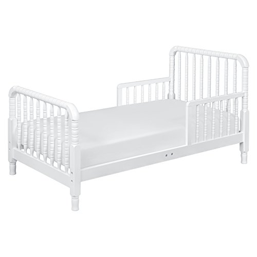 DaVinci Jenny Lind Toddler Bed in Finish, White