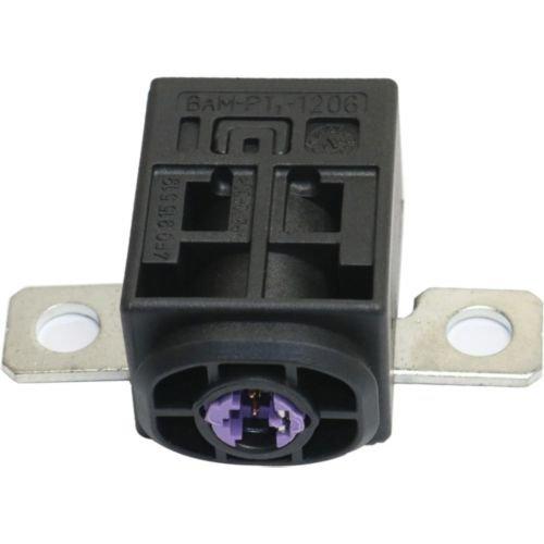 MAPM - INTEGRA 87-93/CIVIC DEL SOL 93-97 DOOR LOCK CYLINDER, Set of 2, Chrome, with Keys, Door-Mounted - REPA507202 FOR 1987-1997 Honda Civic del Sol