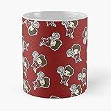 Teen Wolf Stiles Stilinski Dylan Obrien Coffee Mugs Unique Ceramic Novelty Cup