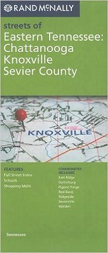 Rand McNally Folded Map: Eastern Tennessee (Rand McNally ...