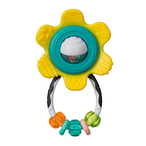 (Infantino Spin & Rattle Teether)