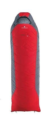 Unbekannt País Ferrino 400 SQ DX saco de dormir, plumón, rojo