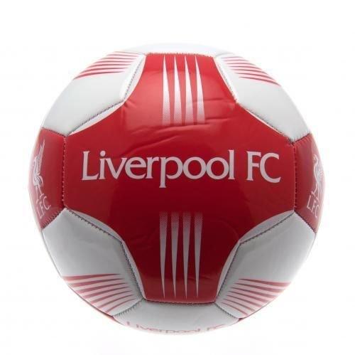 リバプールFCフットボールFR – Official Licensed Football Clubサッカーボール B010QY60BC
