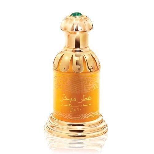 (Rasasi Attar Mubakhar for Men and Women (Unisex) CPO - Concentrated Perfume Oil (Attar) 20 ML (0.6 oz))