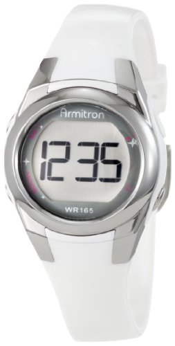 White Sports Watch (Armitron Sport Women's 45/7021WHT Watch)