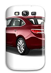 Hot Tpu Cover Case For Galaxy/ S3 Case Cover Skin - Buick Verano Rear And Sideview