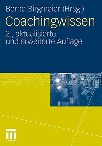 Coachingwissen (German Edition)