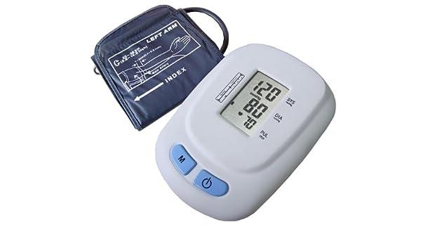 Medplus BP-1211 Tensiómetro electrónico de Brazo: Amazon.es: Salud y cuidado personal