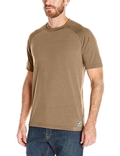 TRU-SPEC T-Shirt, Tru Coy Dri-Release P/C 4.6oz Jersey, Coyote, XX-Large (Release T Dri Shirt)