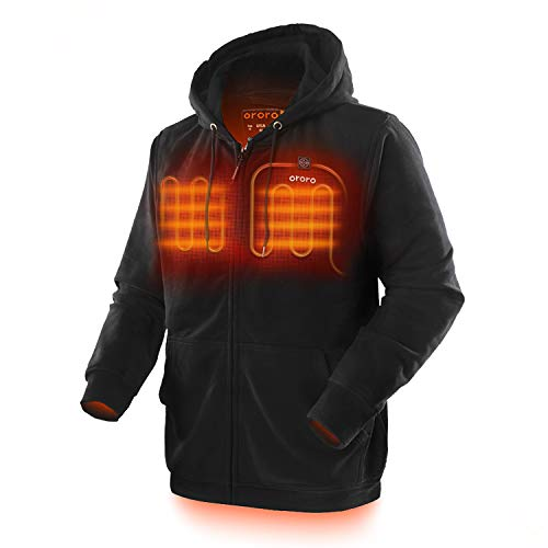 Smarkey Cordless Heated Jacket Carbon Fiber Amazon Com >> The 5 Best Heated Jackets In 2019 Byways