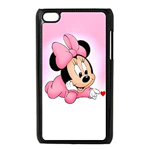 iPod Touch 4 Case Black Minnie Mouse 6 OJ667438