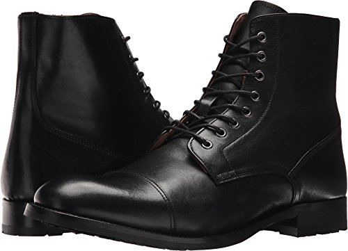 Supply Lab Mens Craig Black Leather under 50 dollars sale browse eY4WXb2