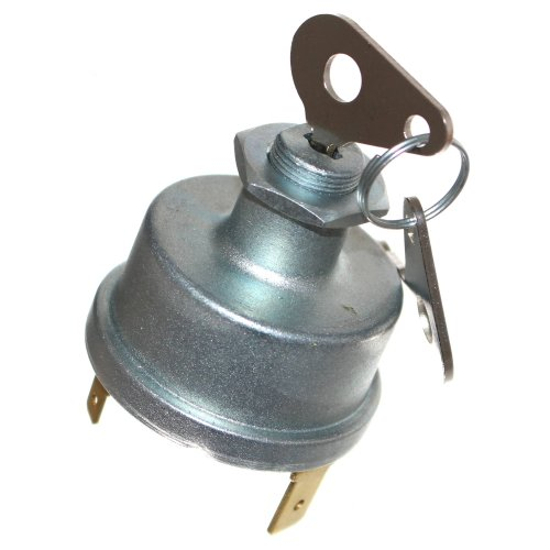 Lichtschalter 4 Stellungen Knebelschalter für Schlepper Traktor Oldtimer