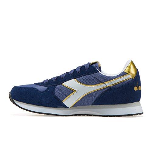 Merlin Ii Bleu Homme Sneakers 55271 run Diadora K Basses xw8vvq
