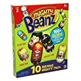 Mighty Beanz 10 Pack Mighty Starter Set 10 Beanz - Series 2