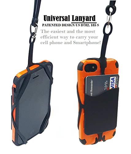 Universal Lanyard Cell Phone Neck strap Case Cover Holder Wrist Strap With...
