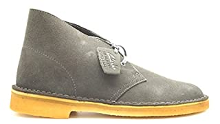 CLARKS Originals Men's Grey Suede Desert Boot 13 D(M) US (B013KBEWB8) | Amazon price tracker / tracking, Amazon price history charts, Amazon price watches, Amazon price drop alerts