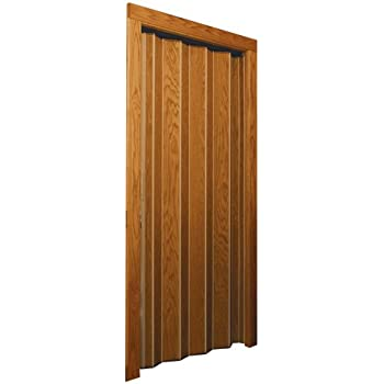 Woodfold Accordion Door Series 240V Light Oak Vinyl Laminate Finish (3u0027-0   sc 1 st  Amazon.com & Woodfold Accordion Door Series 240V Light Oak Vinyl Laminate Finish ...