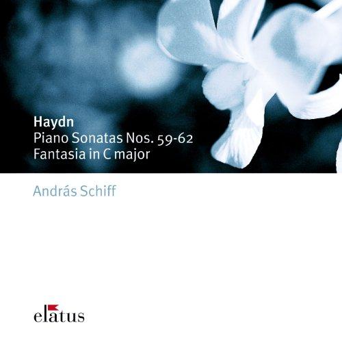 Sonata Nos (Haydn : Piano Sonatas Nos 59 - 62 & Fantasia In C Major)