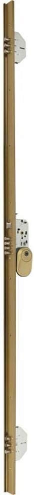 Metal. Cerrajera De Mondragon. S.A. 7140-3D-2N50155 - Cerradura seg. mad.emb. 50mm 7140-3d-2n50155 lat 3p dcha mcm