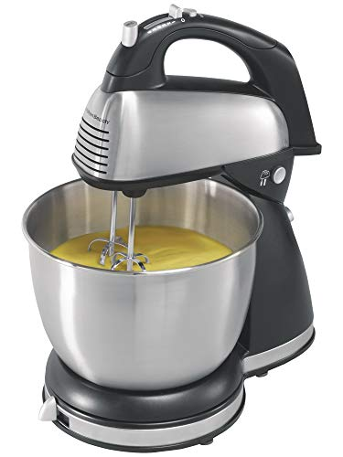 Hamilton Beach 6 Speed Classic Hand/Stand Mixer Home Good