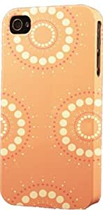 MMZ DIY PHONE CASELight Circle Pattern Dimensional Case Fits Apple iphone 6 plus 5.5 inch