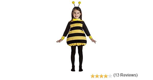 Disfraz de Abeja Infantil (1-2 años): Amazon.es: Juguetes y juegos