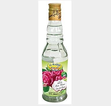 Libaneses Original Agua De Rosas 300ml - Al Rabih: Amazon.es: Alimentación y bebidas