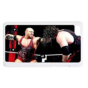 CTSLR ipod touch 4 Case - Sports Series Slim Hard Back Plastic Case Cover for ipod Touch 4 4th Generation - 1 Pack - WWE (15.30)- 30 Kimberly Kurzendoerfer