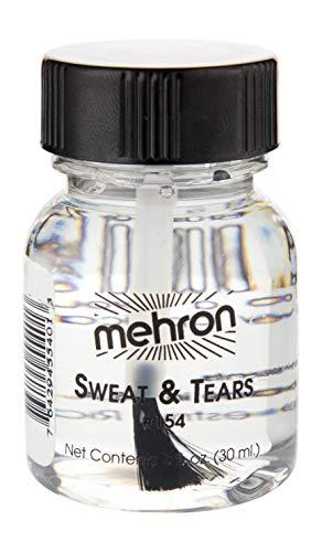 Mehron Makeup Sweat & Tears Special Effects Liquid (1 oz)